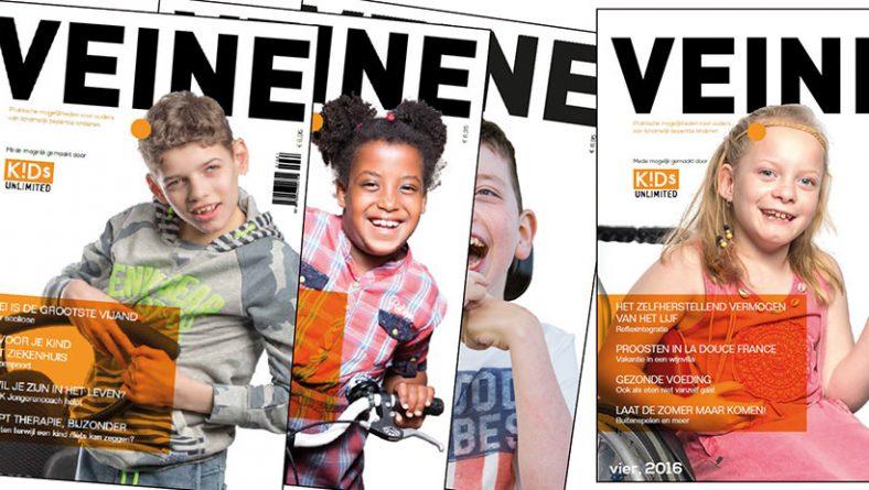 Korting op Veine magazine