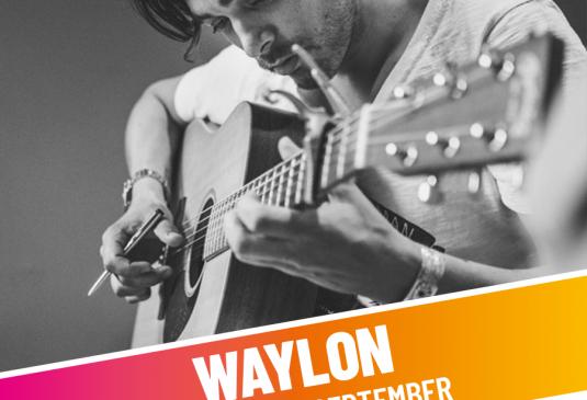 Waylon opperdepop