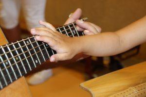 muziektherapie muziek gitaar